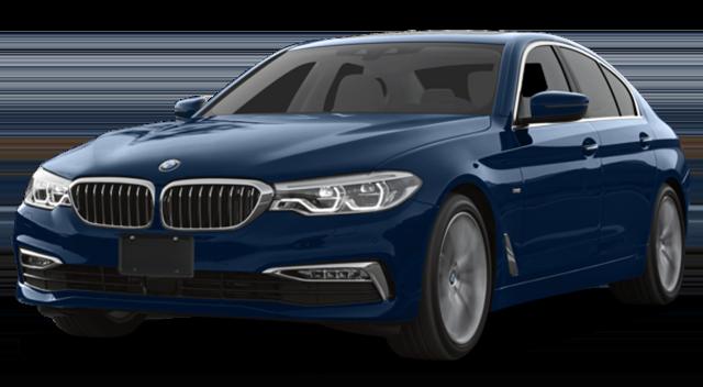 2017 BMW 5 Series Blue