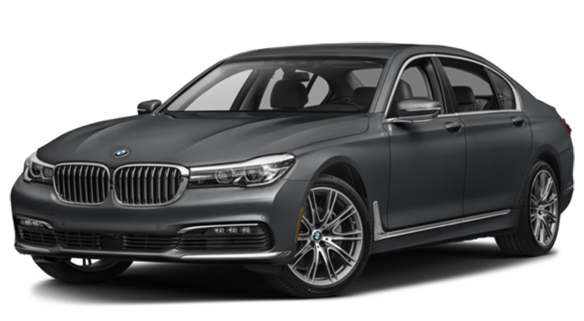 2017 BMW 7 Series Gray