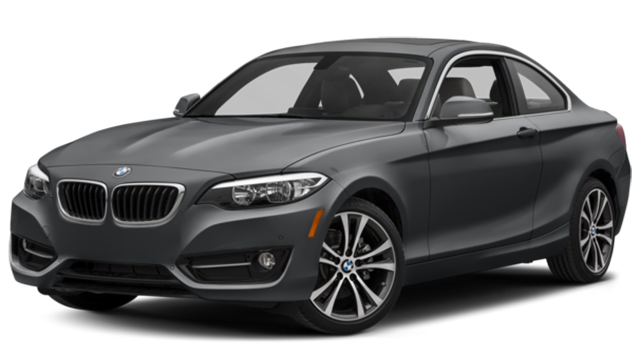 2017 BMW 2 Series Gray