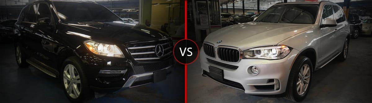 Used MB Vs Used BMW