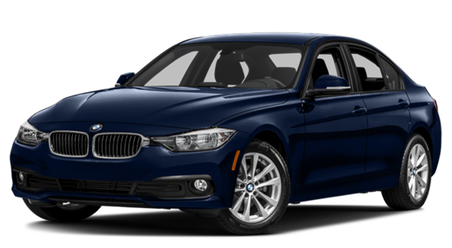 2016 BMW 3 Series Blue