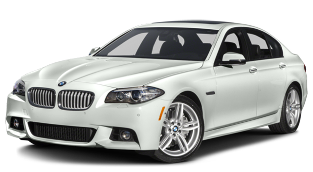 2016 BMW 5 Series White