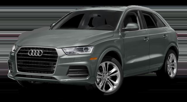 2017 Audi Q3 Gray