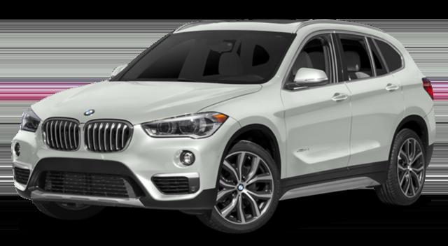 2017 BMW X1 White