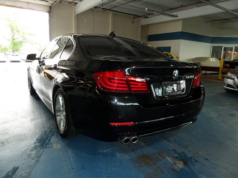 2015 BMW 5 Series Graphite