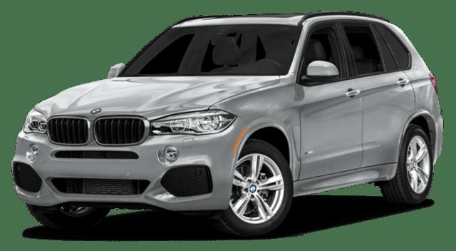 2016 BMW X5 Silver