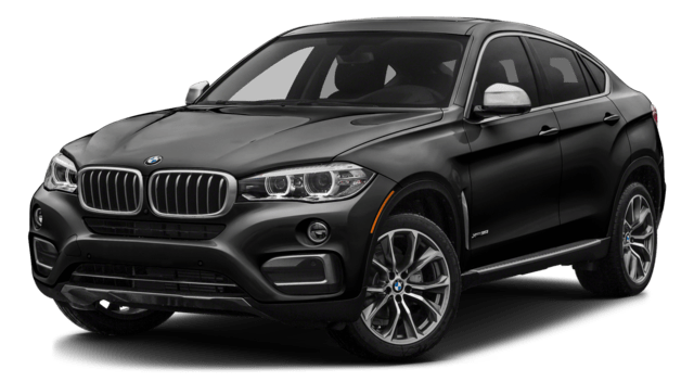 2016 BMW X6 Black