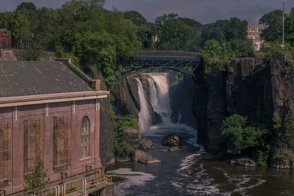 Paterson Great Falls National Park