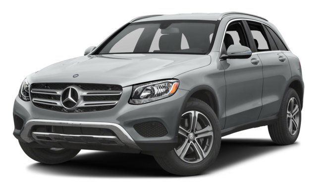 2016 mercedes-benz glc silver
