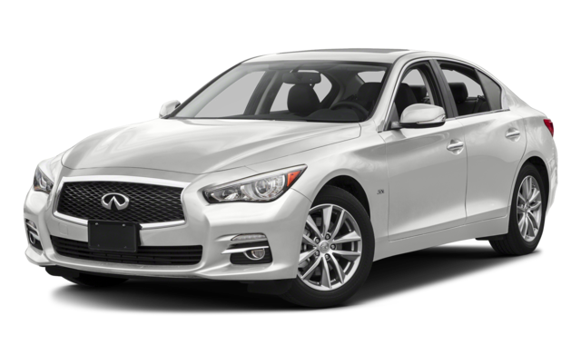 2017 infiniti q50 silver exterior model