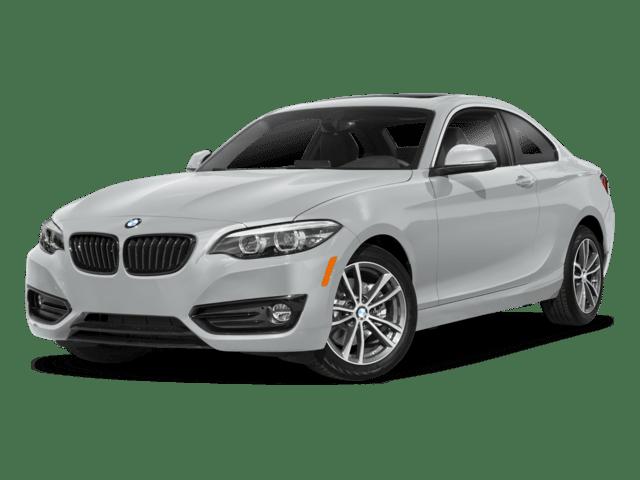 2018 BMW 2 Series Angled