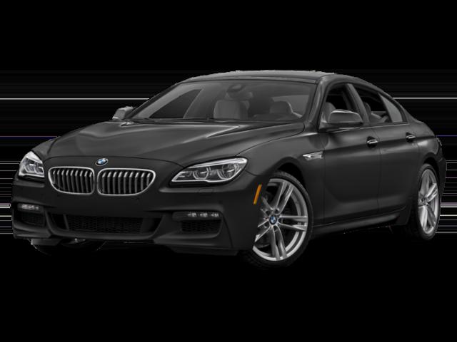 2019 BMW 6 Series Angled