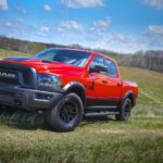 Limited Edition Mopar 2016 Ram Rebel