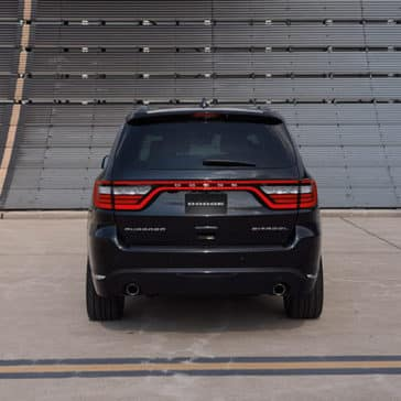 2017 Dodge Durango Citadel Exterior Rear View