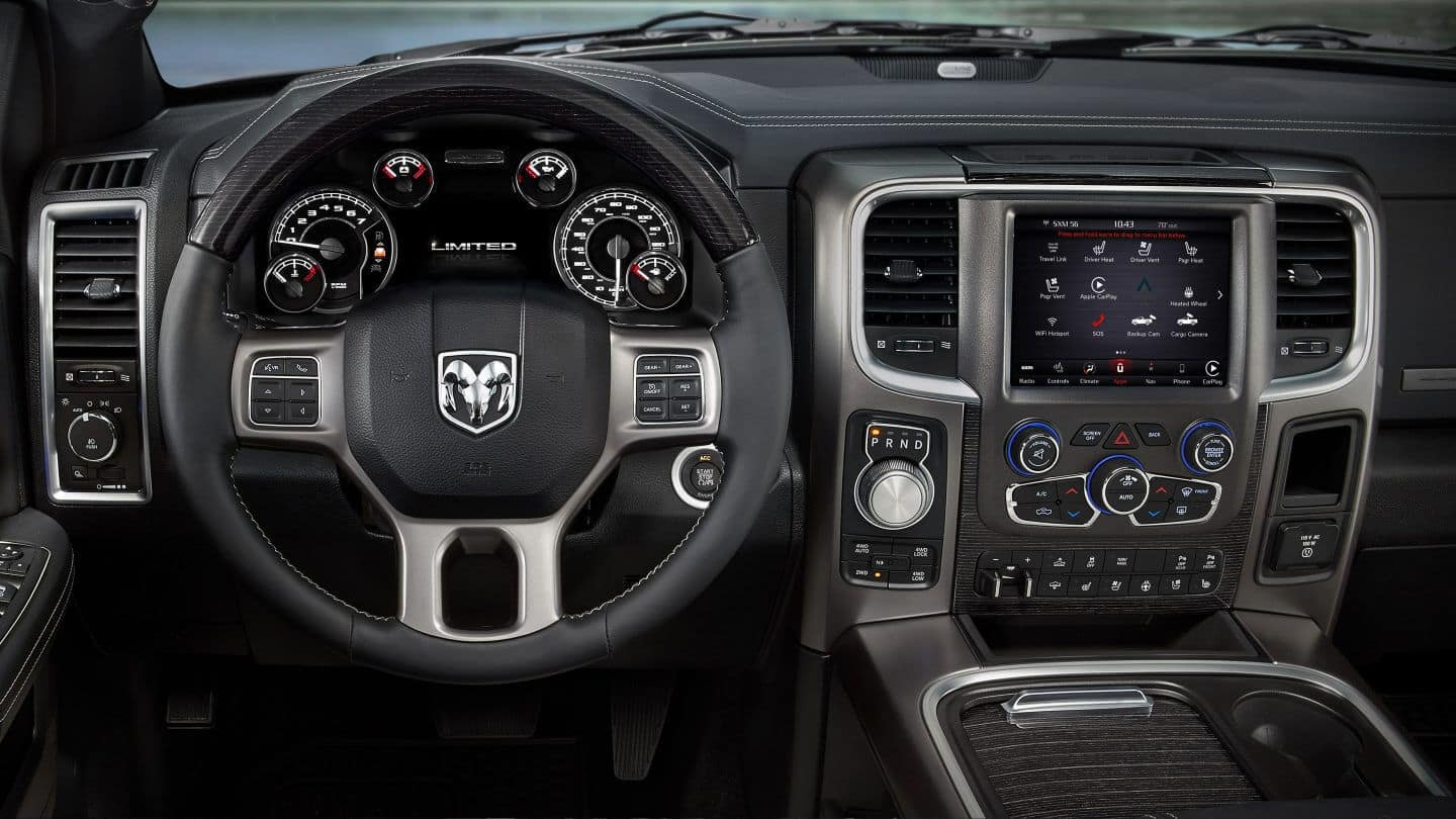2018 Ram 1500 Steering Wheel