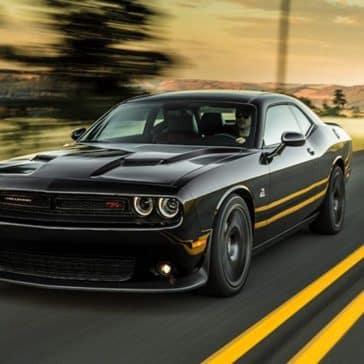 2018 Dodge Challenger Exterior Driving