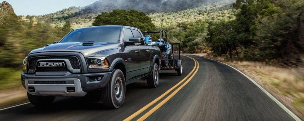 Ram 1500 Towing Capacity >> 2019 Ram 1500 Towing Capacity Santa Cruz Dodge Ram