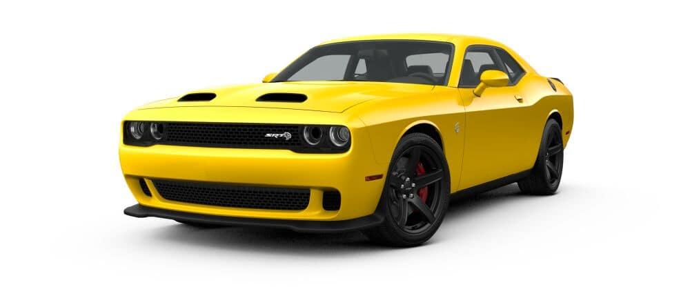 2019 Dodge Challenger Colors | Exterior & Interior | Santa
