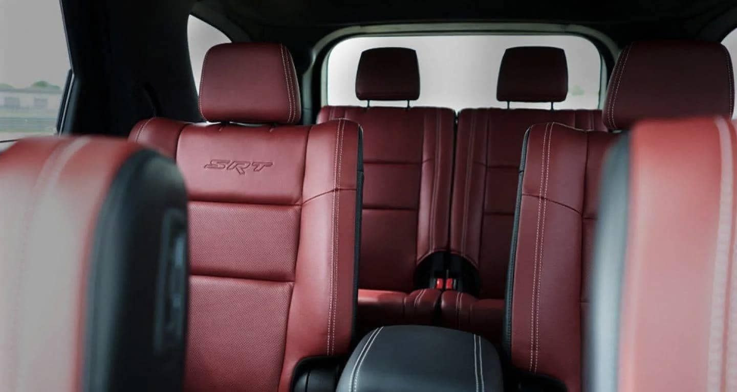 2019 Dodge Durango Seating