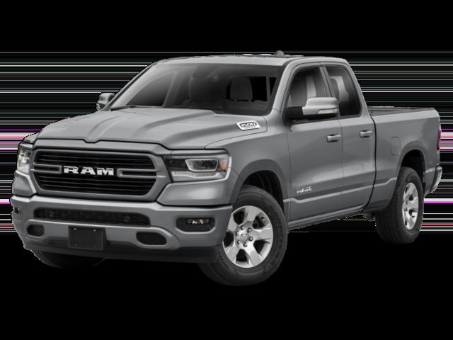 Gray 2019 Ram 1500