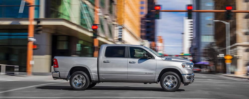 2019 Ram 1500 Driving in City