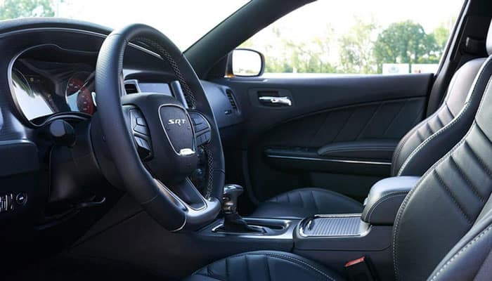 2019 Dodge Charger Interior Features