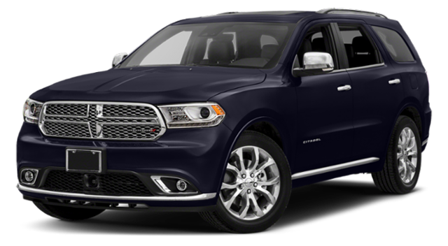 2019 Dodge Durango Blue