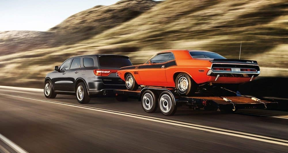 2020 Dodge Durango Towing