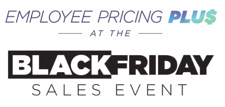 Employee Pricing for ALL!