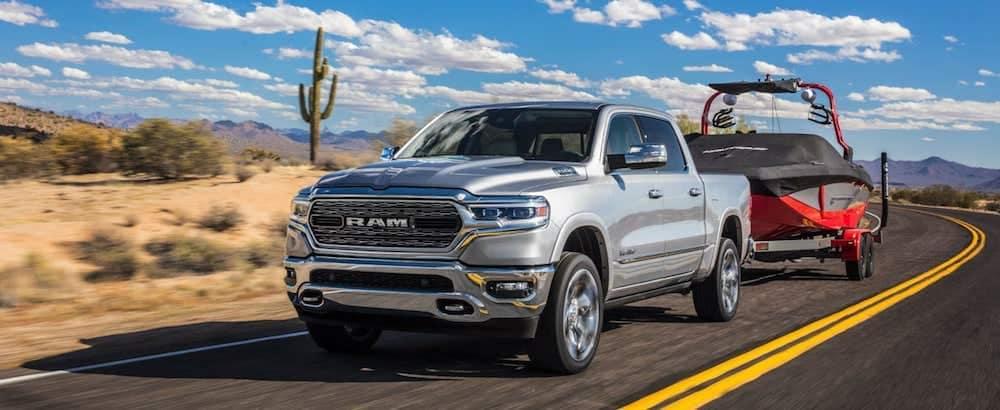 2020 Ram 1500 Towing