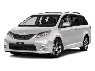 New 2019 Toyota Sienna LE 8-Passenger FWD