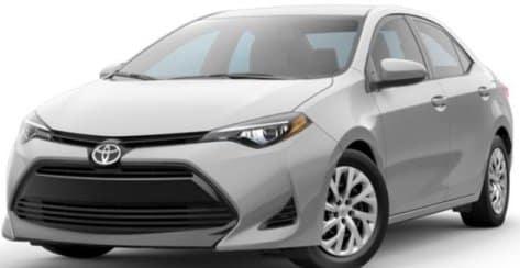 Nuevo 2018 Toyota Corolla LE Automatic