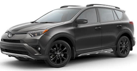 Nuevo 2018 Toyota RAV4 LE FWD