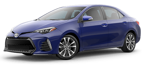 New 2020 Toyota Corolla SE Automatic