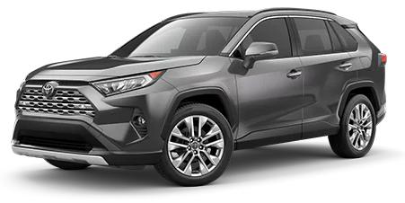 Nuevo 2021 Toyota RAV4 LE FWD