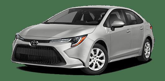 New 2020 Toyota Corolla LE Automatic