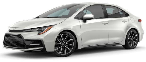 New 2021 Toyota Corolla LE Automatic