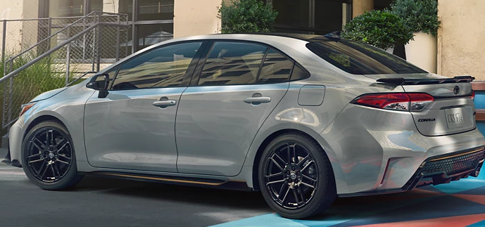 New 2022 Toyota Corolla
