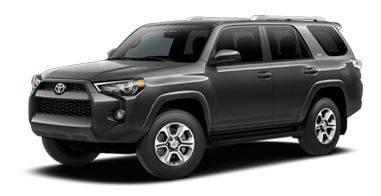 New 2019 Toyota 4Runner 4X4 SR5 V6