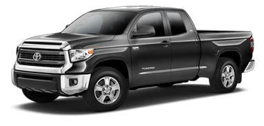 New 2018 Toyota Tundra 4X4 SR5 Double Cab FFV