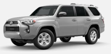 New 2020 Toyota 4Runner 4X4 SR5 V6
