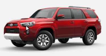 New 2021Toyota 4Runner TRD Off-Road