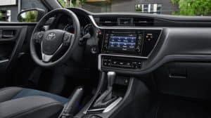 2018 Toyota Corolla Interior in Schaumburg IL