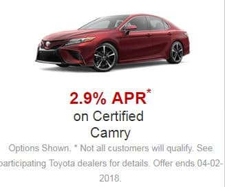 Certified PreOwned Toyota Cars Toyota Dealer Serving - Toyota dealerships chicago