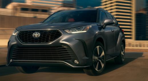 New 2021 Toyota Highlander L AWD