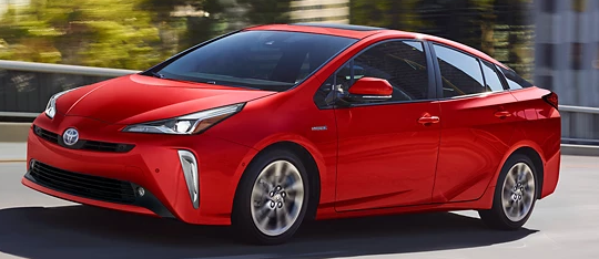 New 2022 Toyota Prius