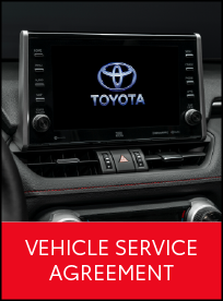 Midtown Toyota Vehicle Service Agreement