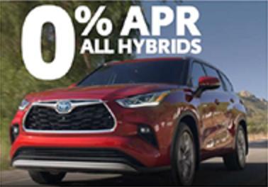 New 2020 Toyota Hybrid