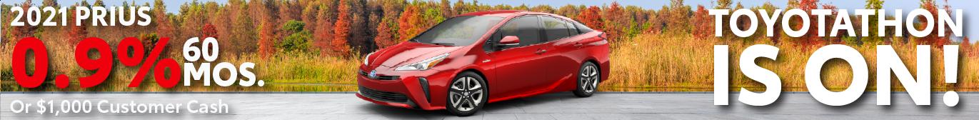 Schaumburg Toyota Prius 0.9% APR Special