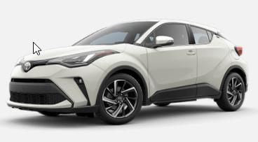 Nuevo 2021 Toyota C-HR LE